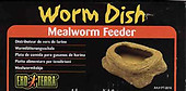 Mealworm Dish